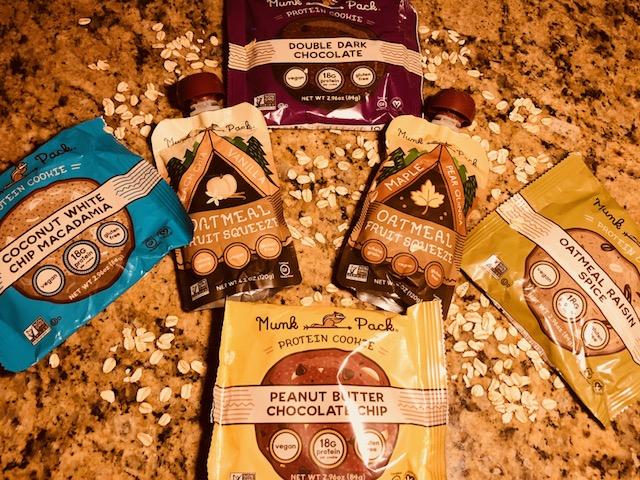 oatmeal fruit squeezes, vegan protein cookies, healthy, nutritious, diet, snacks