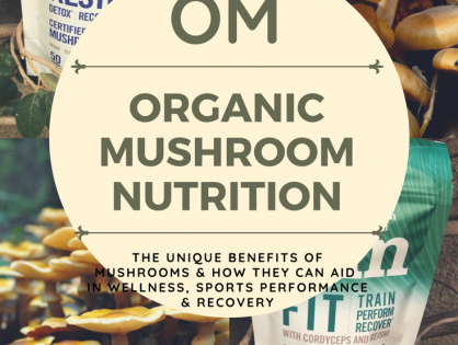 OMazing Mushroom Nutrition