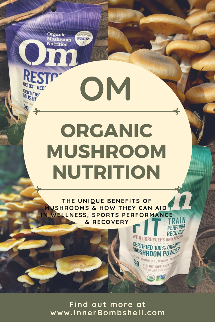 Benefits of mushroom powder for endurance, detox, performance, restore, and more