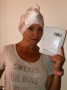 Hair Mask, Bonnet, Cap, Vitamin Infused, Cruelty-free, healthier hair,