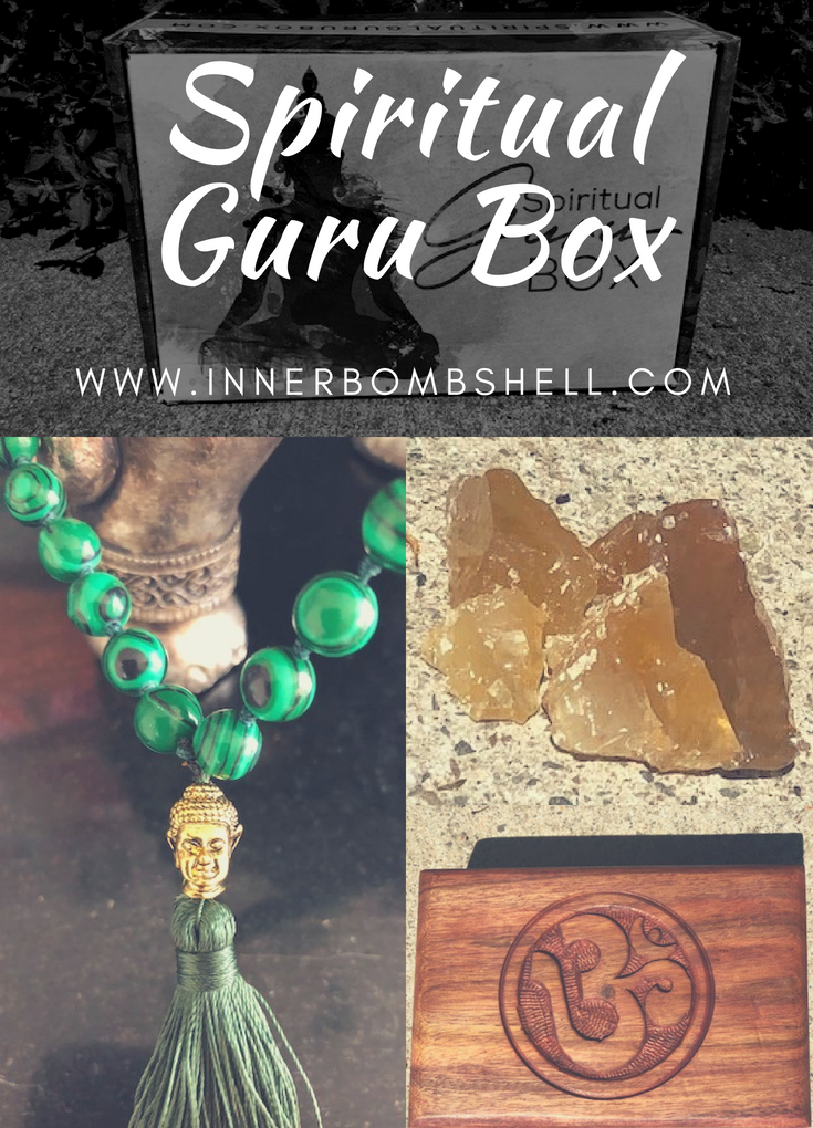 Doesn't Get Better Than The Spiritual Guru Box