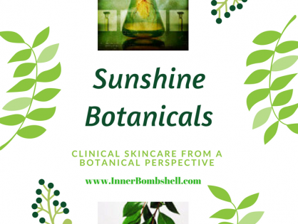 Sunshine Botanicals Skincare- Youth In A Bottle