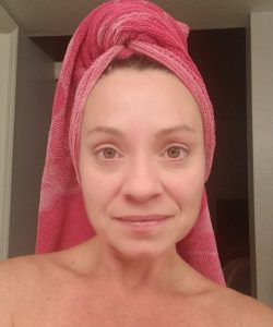 Sunshine Botanical Skincare After Picture