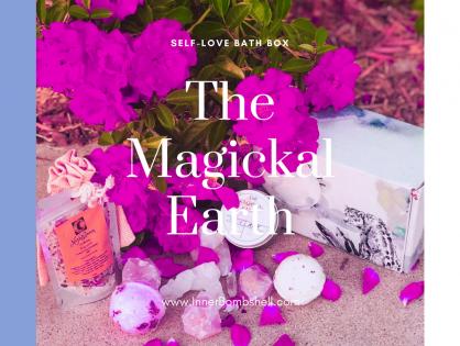 New Subscription Box Alert: Bath Box By The Magickal Earth