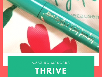 Is Thrive Causemetics Mascara Worth The Hype?