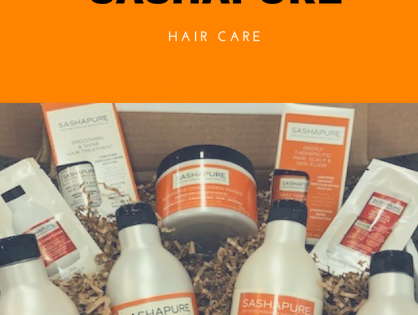 We Tested The Sashapure Hair Care System For One Month, Find Out What Happened.