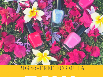 Zoya Nail Polish Safe Enough For Little Hands To Use