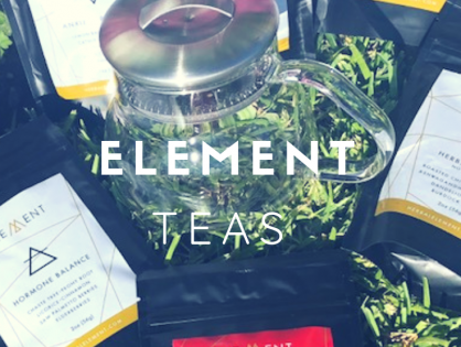 Element Tea - A Little Taste Of Heaven In Your Mouth