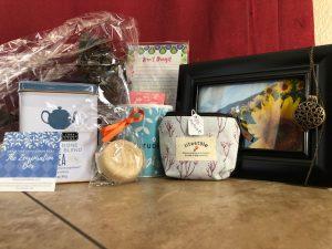 subscription box, zen, wellness, spirituality, calmness, candles, teas, aromatherapy