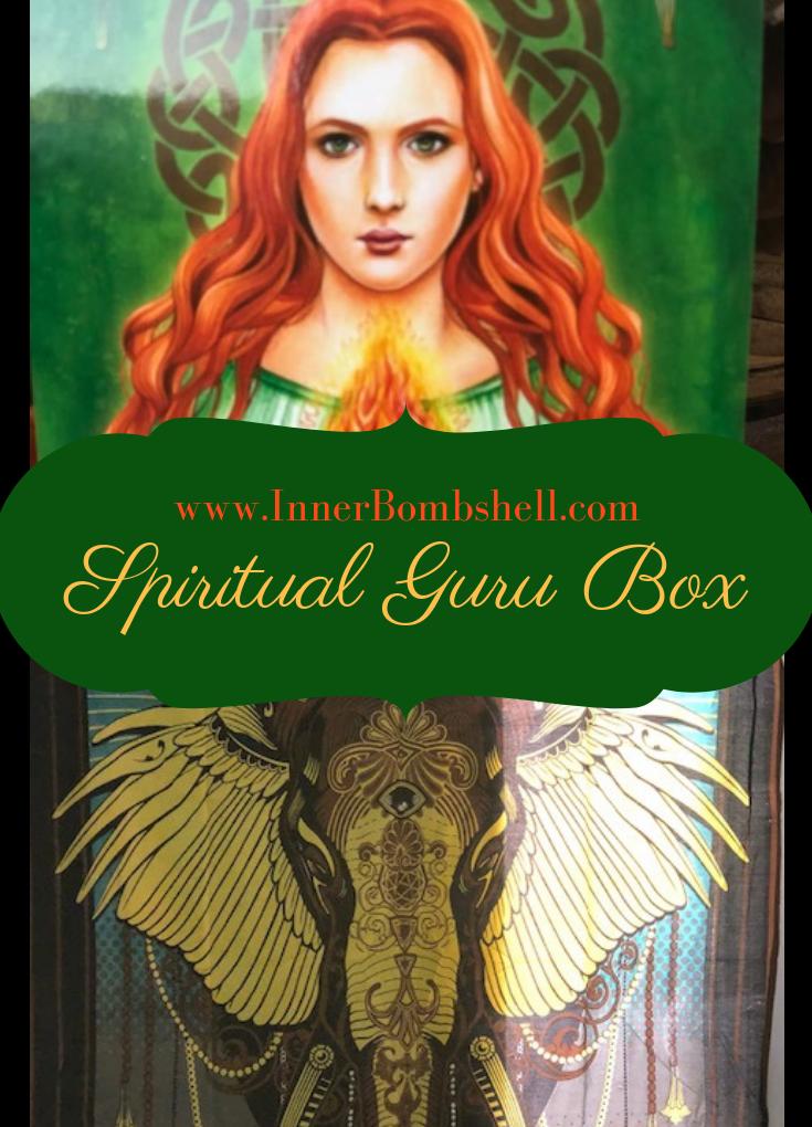 Spiritual Guru Box...Yes, You Are Still My Favorite!