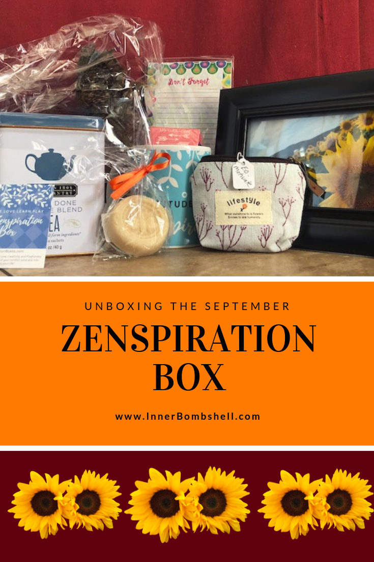subscription box, zen, wellness, spirituality, calmness, candles, teas, aromatherapy