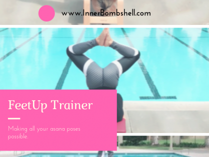 Asana Lovers Rejoice! FeetUp Trainer Can Make Any Pose Possible.