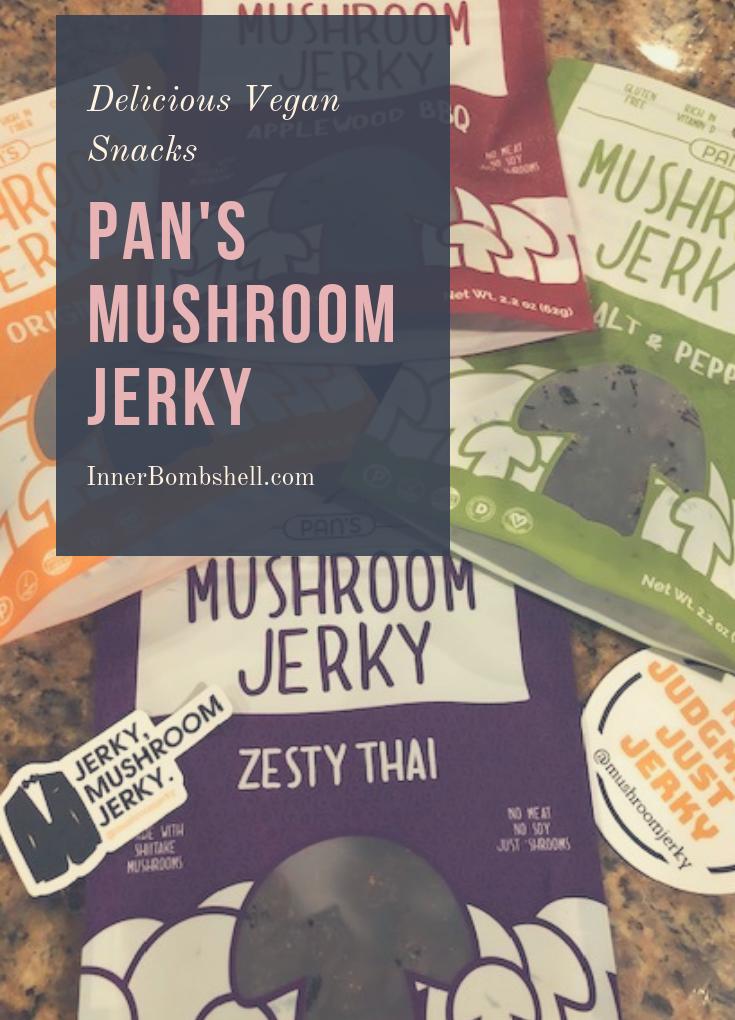 Vegan Jerky? Yes, You Heard Right!