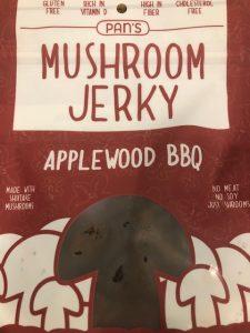vegan, gluten free, paleo friendly, mushrooms, jerky, organic, snacks, healthy
