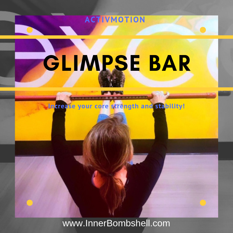 Want A Great Core Workout? Try The Glimpse Bar