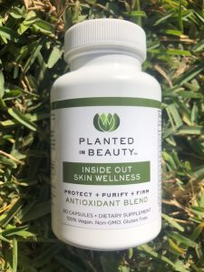 supplement, vegan, plant-based, beauty, skin