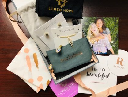Rocksbox Jewelry Subscription Service