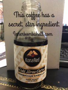 coffee, cold brew, caffeine, KonaRed