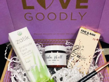 Love Goodly - February/March Unboxing