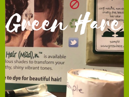 Want A Natural Hair Color Company? Try Green Hare