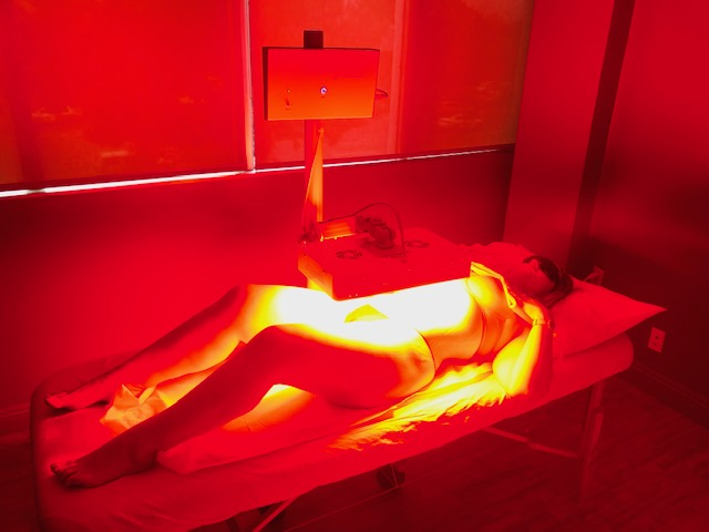 UltraSlim Treatment, weight loss, quick fat reduction, LED light treatment, body sculpting