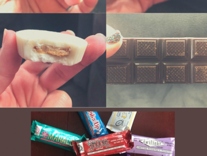 The Most Delicious Vegan Chocolate Bars!