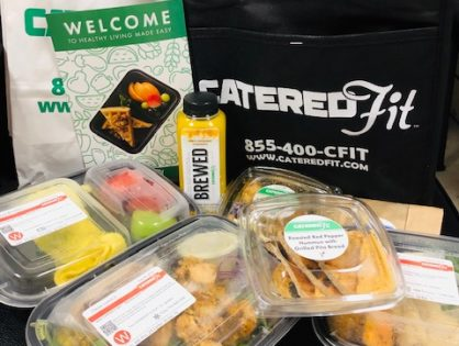 Catered Fit Meal Delivery